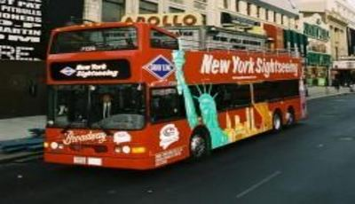 Gray Line New York Double Decker