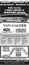 Van Galder Bus Company   Schedules & Tickets
