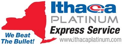Ithaca Platinum Logo